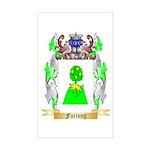 Furlong 2 Sticker (Rectangle)