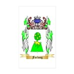 Furlong 2 Sticker (Rectangle 50 pk)