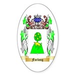 Furlong 2 Sticker (Oval)