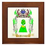 Furlong 2 Framed Tile