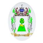 Furlong 2 Ornament (Oval)