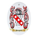 Furgieri Ornament (Oval)