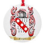 Furgeri Round Ornament