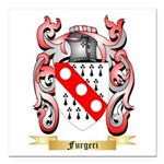 Furgeri Square Car Magnet 3