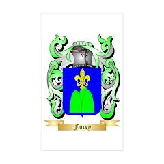 Furey Sticker (Rectangle 50 pk)