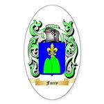 Furey Sticker (Oval 50 pk)