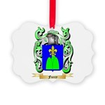 Furey Picture Ornament
