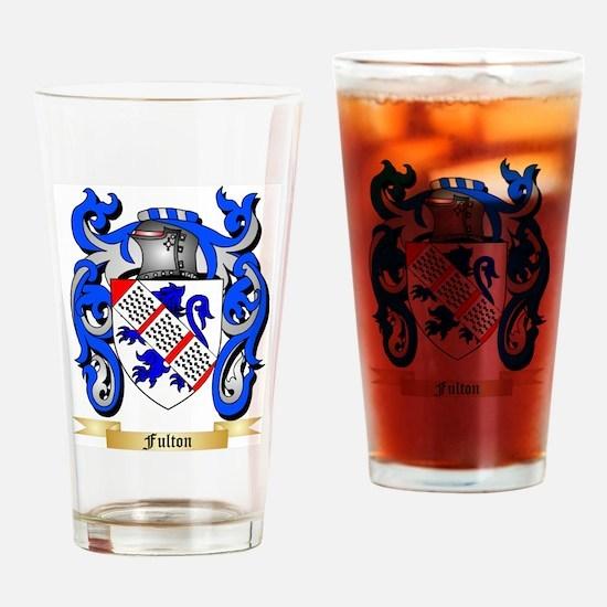 Fulton Drinking Glass