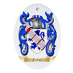 Fulton Ornament (Oval)