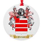 Fulloon Round Ornament