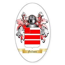 Fulloon Sticker (Oval)