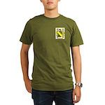 Fulljames Organic Men's T-Shirt (dark)