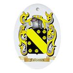 Fulljames Ornament (Oval)