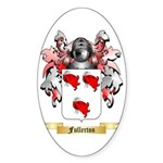 Fullerton Sticker (Oval 10 pk)