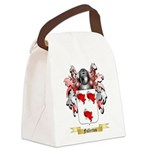 Fullerton Canvas Lunch Bag