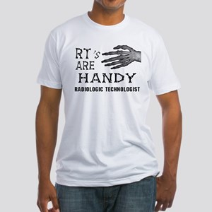 Xray RT Handy Fitted T-Shirt