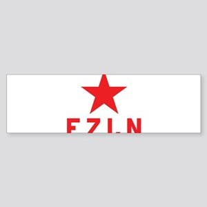 ezln Bumper Sticker