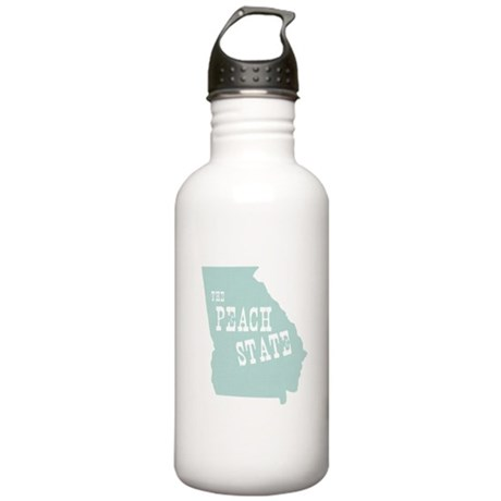 Georgia Stainless Water Bottle 1.0L
