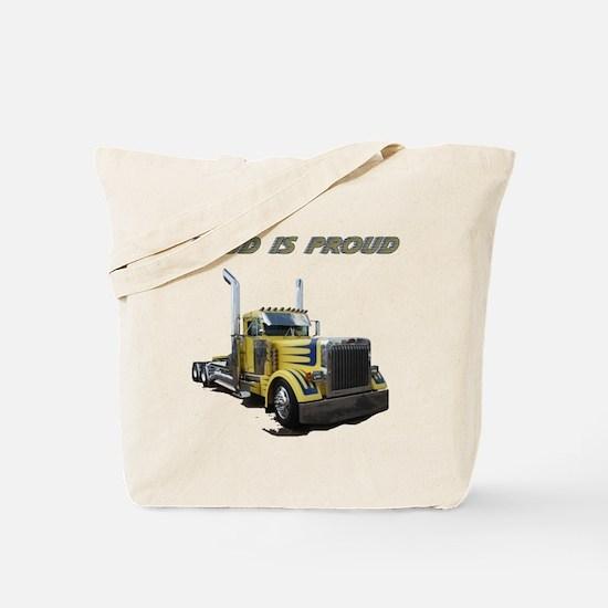 Loud is Proud Tote Bag