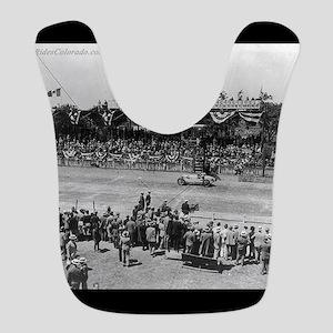 Racing #2 Polyester Baby Bib