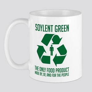 Strk3 Soylent Green Mug