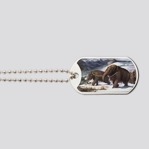 Wooly Mammoth Dog Tags