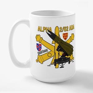 Alpha 2/62 Ada Large Mug