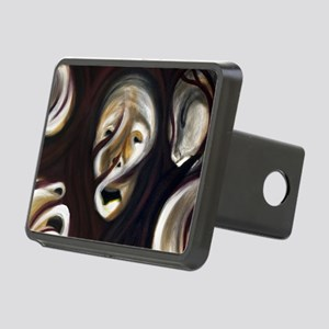 Faces Rectangular Hitch Cover