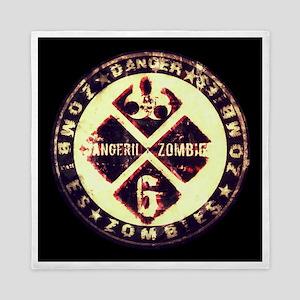 Emblem Zombie Danger Queen Duvet