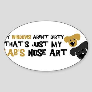 labs Sticker