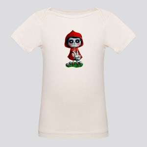 Spooky Red Riding Hood T-Shirt