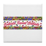 Cubicle Sweet Cubicle Tile Coaster