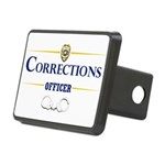 Corrections Officer Hitch Cover