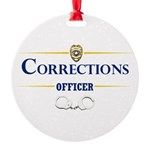 Corrections Officer Ornament