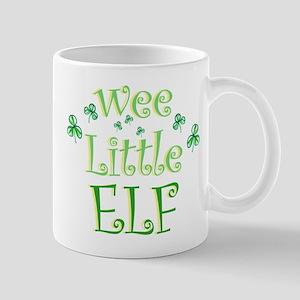 wee little elf Mugs