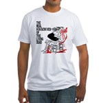 Living Dead Fitted T-Shirt