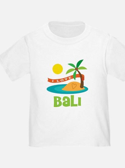 I Love Bali T