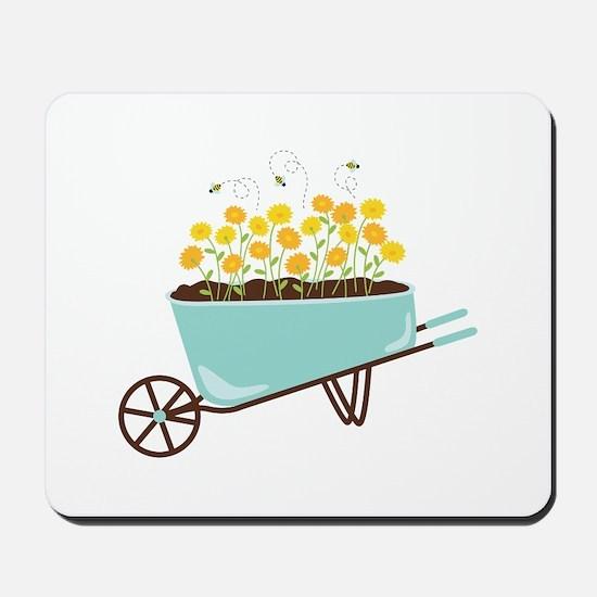 Barrel of Daisies Mousepad