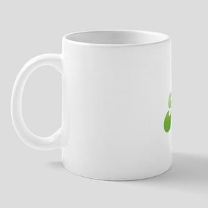 Less Attitude more work! Mug