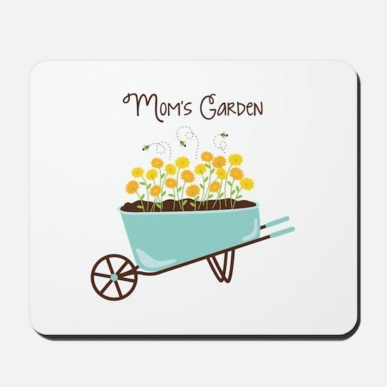 Moms Garden Mousepad