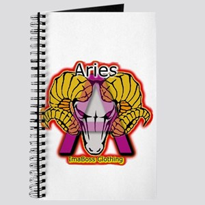 Aries Collection of ImaBoss Journal