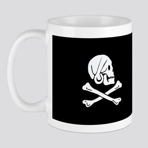 Pirate_Flag_of_Henry_Every_svg Mugs