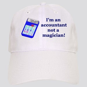 I'm An Accountant Not A Magic Cap