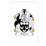 Harris Postcards (Package of 8)