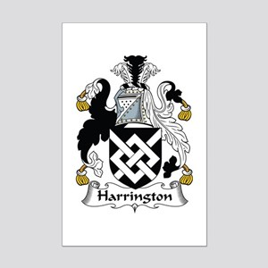 Harrington Mini Poster Print