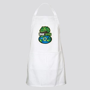 Think Green BBQ Apron