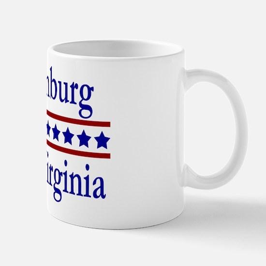 Wilsonburg WV Mug