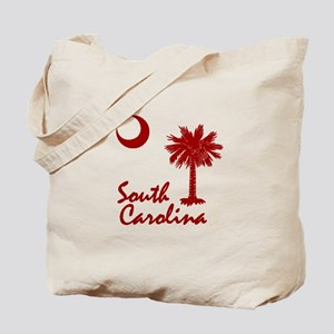 South Carolina Palmetto Tote Bag