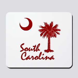 South Carolina Palmetto Mousepad