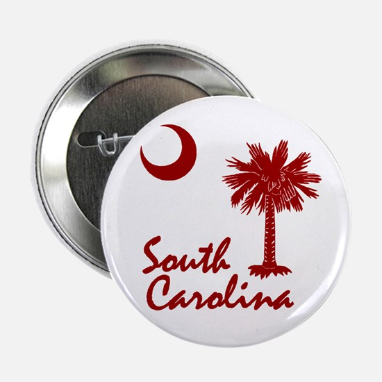South Carolina Palmetto Button